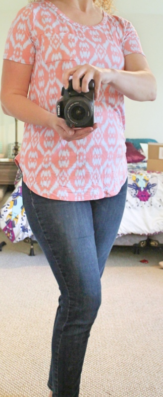 Stitch Fix Review #20: April 2016 at ThingstheDogAte